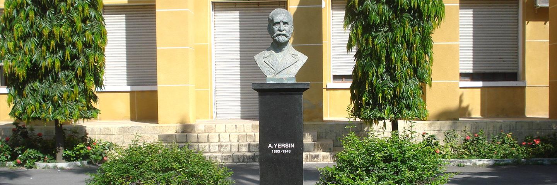 Bác sĩ vĩ đại Alexandre Yersin!